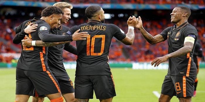 Euro 2020: Οι Κάτω Χώρες στα… πάνω τους κι ένας χαφ για πρώτος σκόρερ!