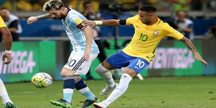 Αργεντινή – Βραζιλία: Σεληνιασμένος ο Μέσι, αποφασισμένος ο Νεϊμάρ και όποιος αντέξει στον τελικό του Copa America!