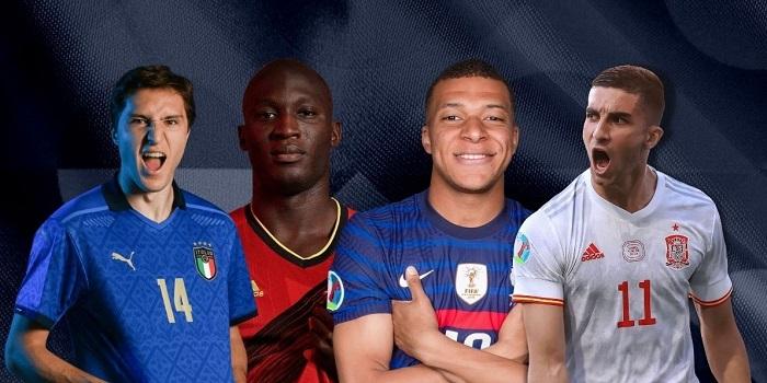 Nations League: Ιταλία-Ισπανία & Βέλγιο-Γαλλία με 0% γκανιότα* στη Stoiximan